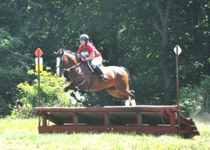 Cross Country Jumping
