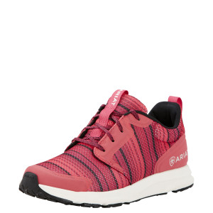Ariat Fuse Pink Serape Athletic Shoe