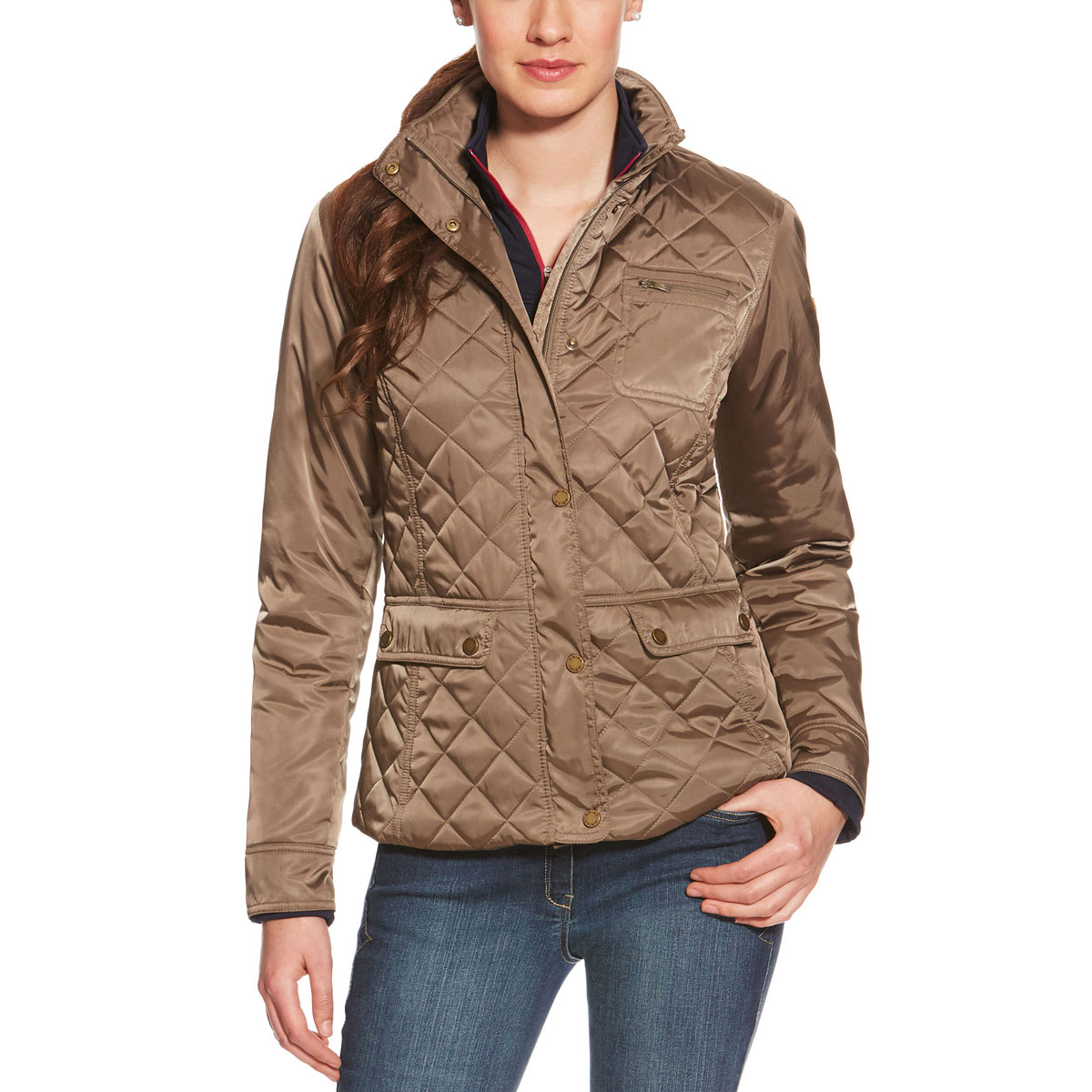 Ariat Markham Quilted Ladies Jacket