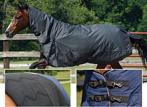 Big Dee's Tack & Vet Supplies | Turnout Blankets