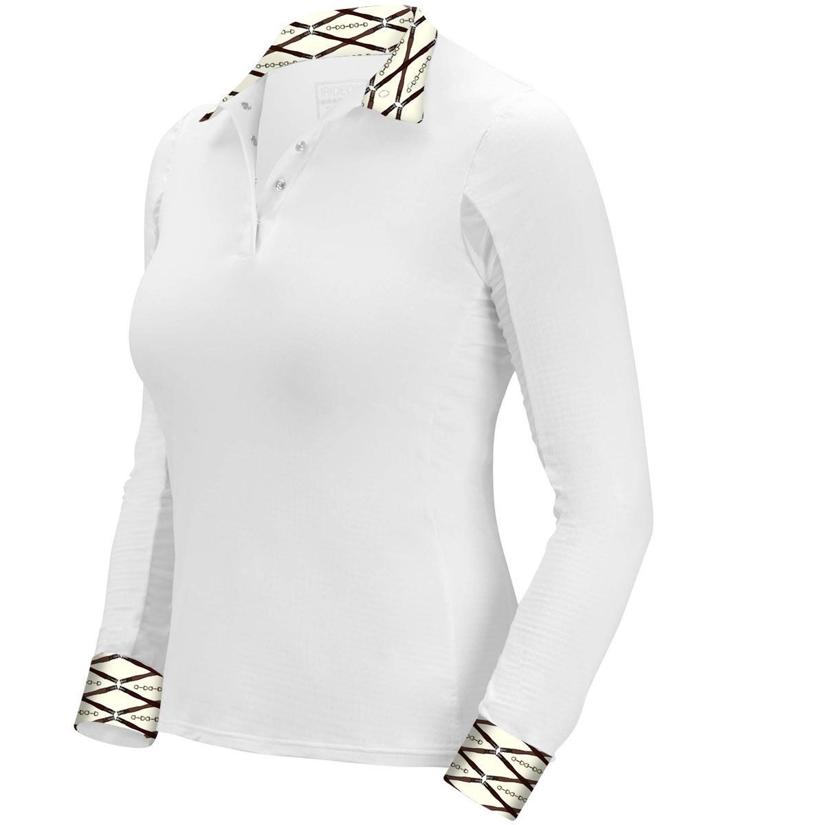 Irideon Cooldown Icefil Long Sleeve Ladies Show Shirt