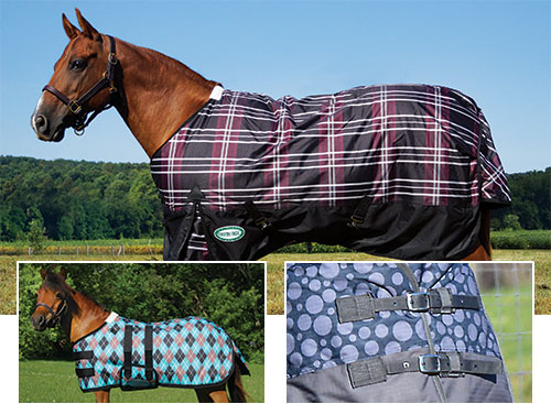 Big Dee's Tack & Vet Supply | Turnout Blankets