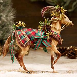 Breyer 2016 Holiday Horse
