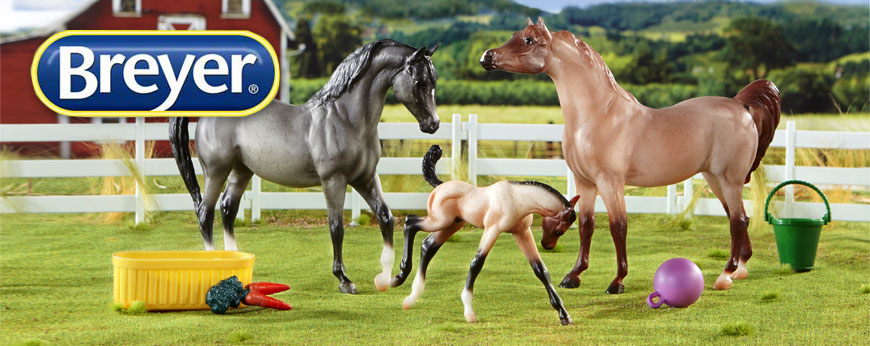 Breyer Horse Collecting