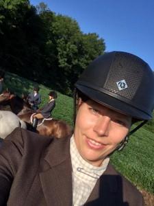 Jessica Roslan - Fledgling Foxhunter