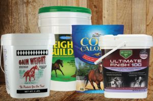 Horse supplements for gaining weight