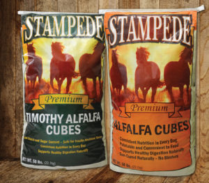 Stampede Alfalfa Cubes