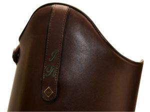 Custom riding boots by DeNiro