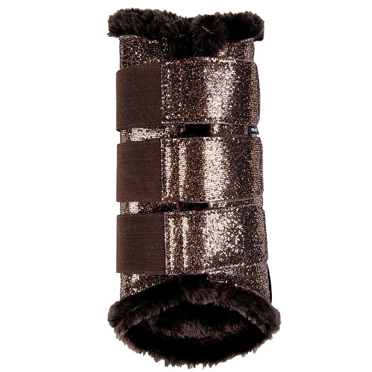 HKM Dressage Glitter Boots