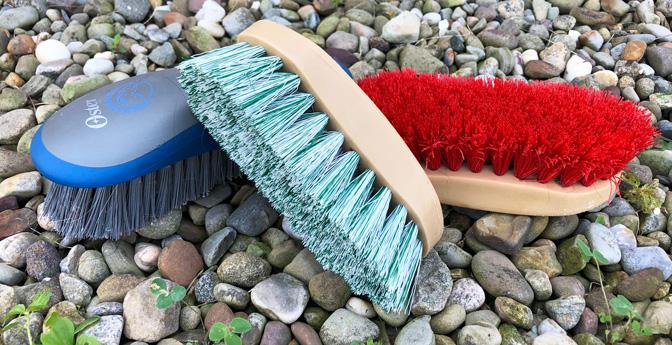 Sparkline clean brushes